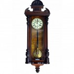 Vienna Regulator Wall Clock. Click for more information...