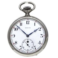 Zenith Pocket Watch. Click for more information...