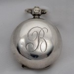 Sterling Silver Sovereign Case. Click for more information...