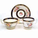 Coalport Trio. Click for more information...