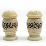 Ivory Salt and Pepper. Click for more information...