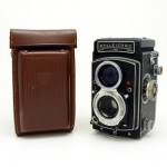 Twin Lens Reflex Rolleicord. Click for more information...